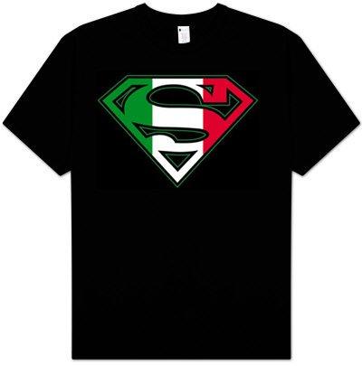 italian superman shirt - 4