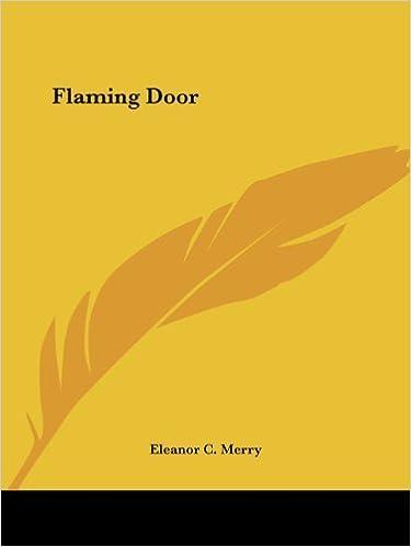 Flaming Door by Eleanor C. Merry (2003-05-20)