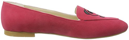 Shoes Lampone Embroidered Neefs Stringate Donna Scarpe 15xXwR