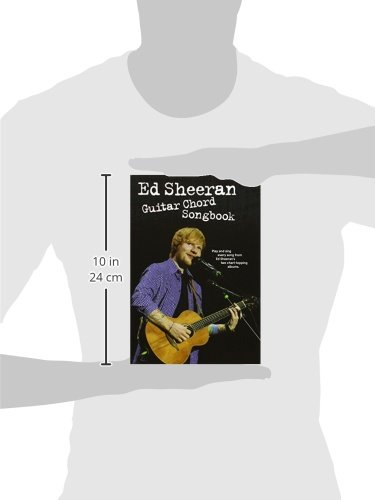Ed Sheeran: Guitar Chord Songbook: Amazon.co.uk: Ed Sheeran: Books