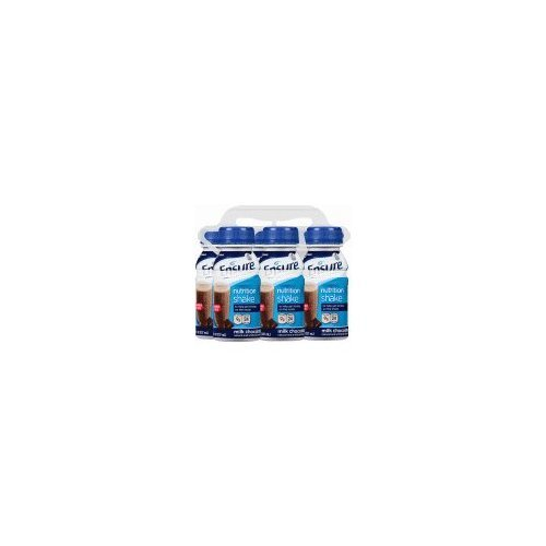 Ensure Liq Choc Bottle Size 6/8z Ensure Balanced Nutrition Shake Chocolate 6 Pack 48 Fluid Ounce by Unknown