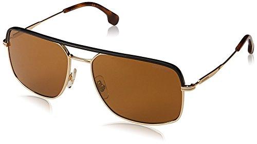 - Carrera Men's 152/s Square Sunglasses, Gold, 60 mm