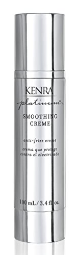 Kenra Platinum Smoothing Crème, 3.4-Ounce by Kenra