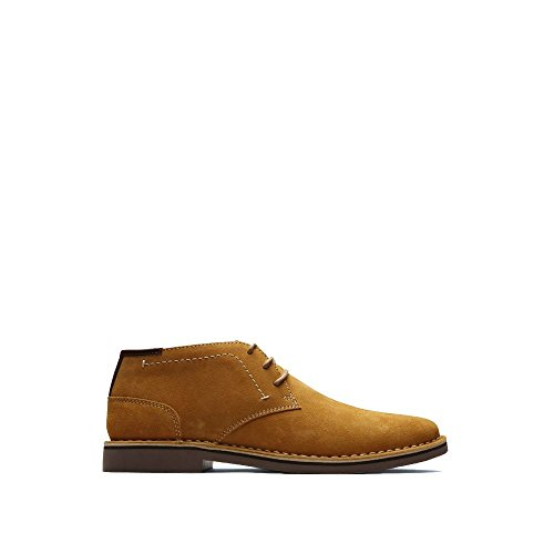 Reaction Kenneth Cole Desert Sun Suede Shoe - Men's - Wheat