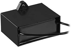 Sourcingmap - CBB61 - Capacitor, condensador de arranque, para ventilador de techo (450 V): Amazon.es: Coche y moto