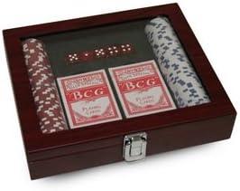 BUAR ARTESANOS Caja Poker: Amazon.es: Hogar