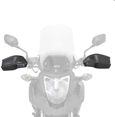 Givi HP5129 Paire de prot/ège-Mains ABS compatibles avec BMW F 750 GS 2018 2019 Noir