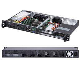 SuperMicro SuperServer 5019A-Ftn4 - Rack-Mountable - Atom C3758-0 GB - 0