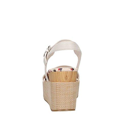 b01 Sandali Lumberjack 001 Donna White Sw40006 wUaFxEqF7