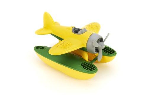 Green Toys Hidroavion Alas Amarillas Multicolor Usa Size Seay 1030