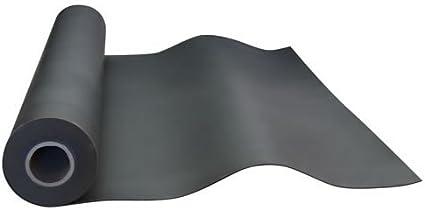 Mass Loaded Vinyl MLV Barrier Mat 4x52.5 ft Acoustic Barrier Soundproof 204 sqft