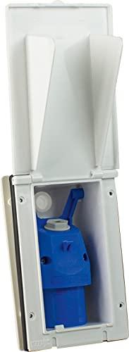 31nZP03%2B58S as - Schwabe CEE-Caravan-Einspeisungsstecker 230 V / 16 A / 3-polig – Outdoor Anbau-Stecker mit Klappdeckel – 3-poliger…