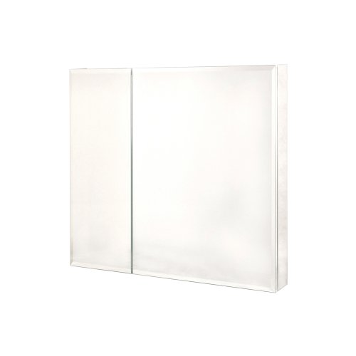 (Pegasus SP4586 30-Inch by 30-Inch Bi-View Beveled Mirror Medicine Cabinet, Clear)