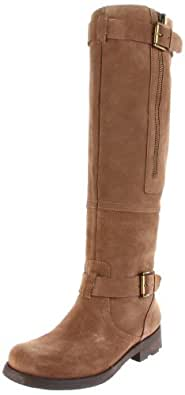 Guess Shoes Rider - Dark Natural Suede