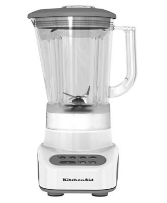 KitchenAid KSB465WH 4-Speed Countertop Blender with 48-Ounce Polycarbonate Jar