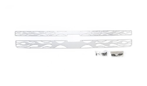 Putco 89189 Flaming Inferno Mirror Stainless Steel Grille