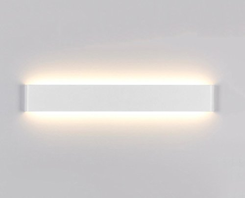 &LED Spiegelfrontlampe LED-Aluminium-Legierung Wand Lampe Bad Lampe ...