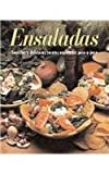 Ensaladas, Parragon Inc., 1407534580