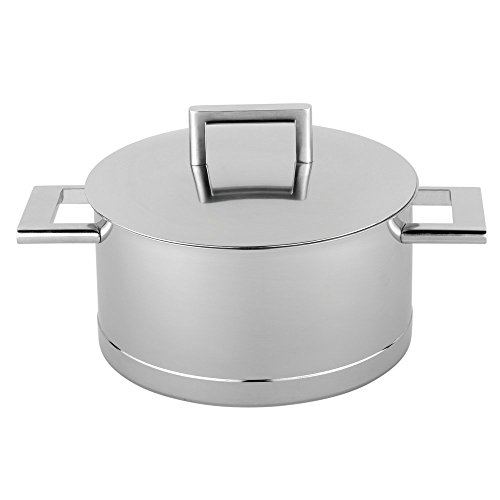 Demeyere 71324 John Pawson 5.5 QT Stainless Steel Dutch Oven Review
