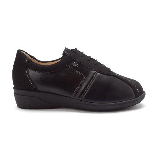à femmes OSTENDE FinnComfort FinnComfort lacets 5052900932 Chaussures OSTENDE Noir nxqY7WwTn