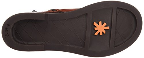 1037 Boots Bonn Women's Memphis Orange Art Petalo Zq1Cw