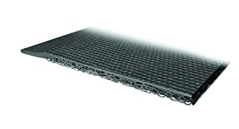 3M Safety-Walk Cushion Matting 3270, 3' Width by 10' Length, Black