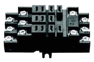 NTE Electronics R95-160A 4 Pin Automotive High Current Socket for R51 Series 70 Amp Automotive Relay by NTE Electronics