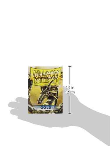 Dragon Shield Pochettes standard Dor/é