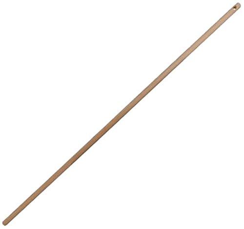 MSV 100019 Manche Brut Bois de Pin 130 x 0, 1 x 0, 1 cm
