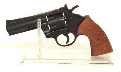 Revolver Fertigkultur A Hallo Magnum schwarz Kaliber 380