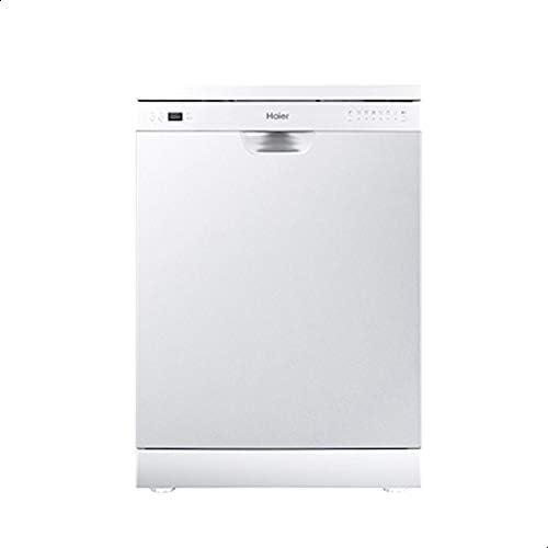 Haier Portable Dishwasher Stainless Steel White Dw14 Gfe71w Price In Saudi Arabia Amazon Saudi Arabia Kanbkam
