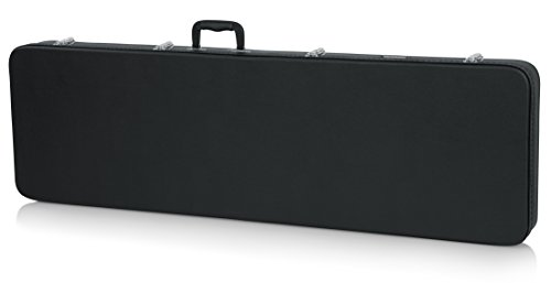Gator Cases Hard-Shell Wood Case for Thunderbird Bass Guitars (Thunderbirds Wood)