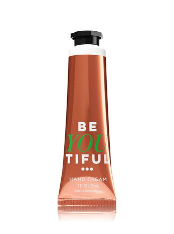 Bath & Body Works Shea Butter Hand Cream Be-YOU-tiful Sparkling Peach (2 pack) ()