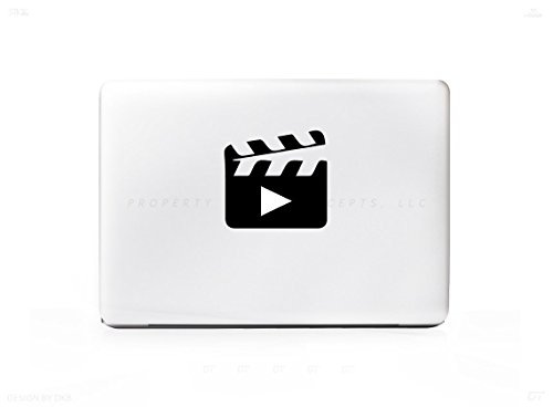 movie-clapper-action-sticker-decal-for-for-macbook-pro-pc-laptop-window-car-or-wall
