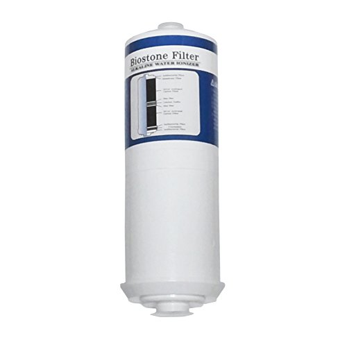 (Compatible Replacement Biostone Ionizer Filter for ALKABLUE DX, LX, LS, VF, JP-2000)