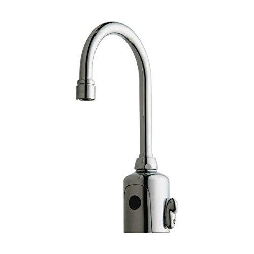 Gooseneck Faucet, Sensor, 0.25gpc, ()