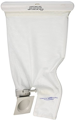 Hayward AX5500BFLA4 Large Capacity Debris Bag with Float Complete Replacement for Hayward Viio Turbo and Viper Pool - Cleaner Turbo Viio