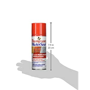 Thompsons 10100 Aerosol Water Seal Multi-Surface Waterproofer 12oz