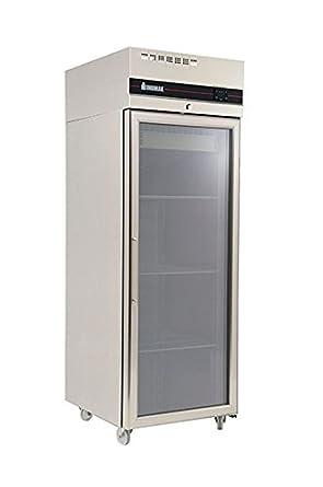 Inomak cb170cr puerta de cristal pantalla congelador, 672 L ...