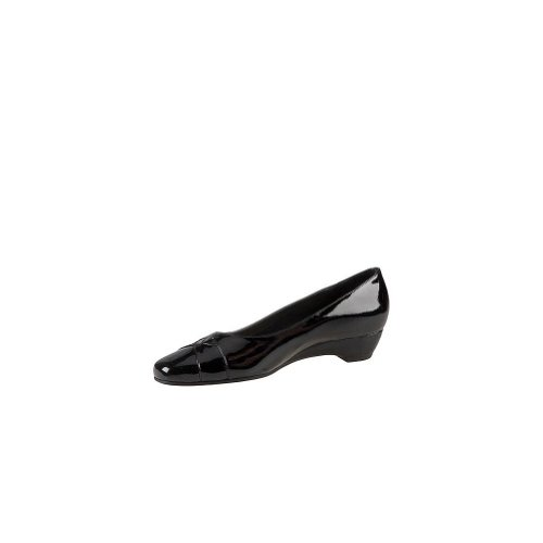 Mark Lemp Classics Beauty Womens Pump Nero-brevetto