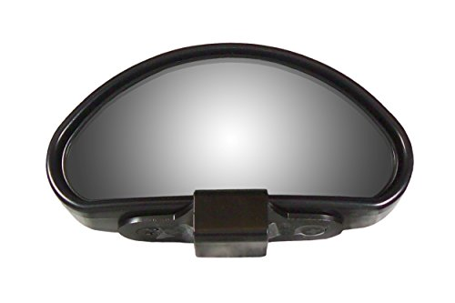CIPA 49805 Top Mount Wide Angle Blind Spot Mirror, (Cipa Auto)