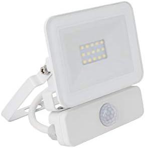 Foco Proyector LED Slim con Detector de Movimiento PIR 10W Blanco ...