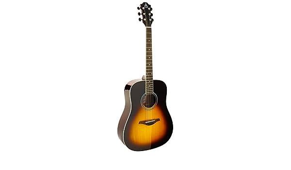 Guitarra acústica Hohner de 6 cuerdas (AS305TSB): Amazon.es ...