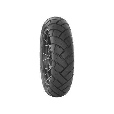 Avon Trailrider AV54 Dual Sport Rear Motorcycle Tire 180/55ZR-17 (73W) for Buell XB9SX CITYX 2005-2009