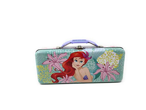 Foxy Purse - Disney The Little Mermaid Princess Ariel Tin Tool Box Purse