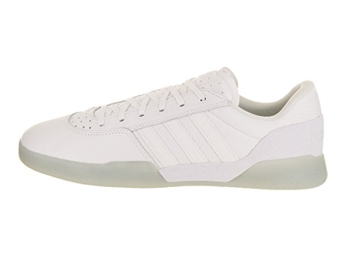 clearance newest cheap enjoy adidas Men's City Cup Skate Shoe Ftwwht/Ftwwht/Goldmt popular sale online many kinds of online uZbR9U