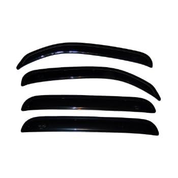 auto ventshade 94318 original ventvisor window deflector 4 piece automotive. Black Bedroom Furniture Sets. Home Design Ideas