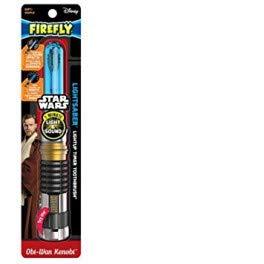 Firefly Kids Toothbrush, Soft - Star Wars Obi-Wan Lightsaber