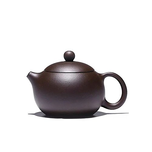 Yixing Clay - Never King Chinese Yixing Xishi Hu Tea Pot Zisha Clay Gongfu Teapot