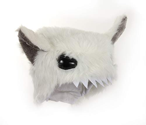 elope Abominable Snowman Costume Yeti Hat by elope (Image #2)